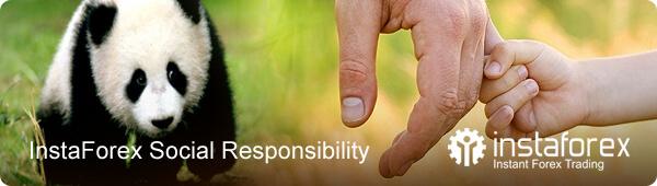 Tanggung jawab sosial InstaForex