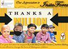 InstaForex bantu Ronald McDonald Children's Charities Fund of Malaysia